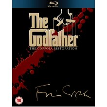 The Godfather Coppola Restoration [1972] (Blu-ray) - Used