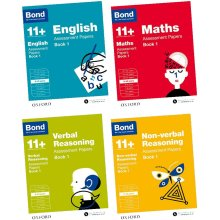Bond 11+ Maths English,Reasoning Assessment Papers Book 2: 9-10 years