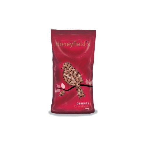 Peanut Wild Bird Food - 1.6kg