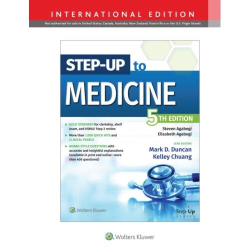 Step-Up to Medicine by Agabegi & Dr. Steven & MD