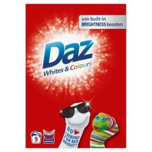 Daz Regular Handwash & Twin Tub Washing Powder Detergent - 960g