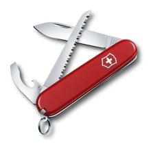 Victorinox Walker Swiss Army Penknife (Red)