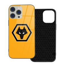Wolves FC Phone Cases Compatible with iPhone 12/ iPhone 12 Pro/ 12 Mini/ 12 Pro Max Glass Back Cover
