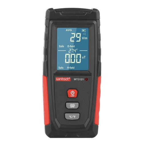 EMF 4G 5G RADIATION METER EMF RADIOFREQUENCY ELECTROMAGNETIC TESTER