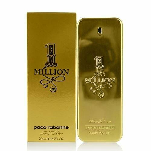 Paco Rabanne One Million Eau De Toilette - 200ml