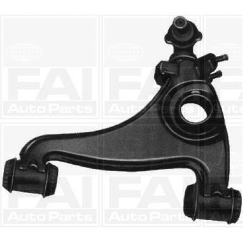 Front Left FAI Wishbone Suspension Control Arm SS1120 for Mercedes Benz 300 3.0 Litre Petrol (02/86-10/89)