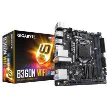 Gigabyte B360N WIFI Intel B360 Express LGA 1151 (Socket H4) Mini ITX motherboard