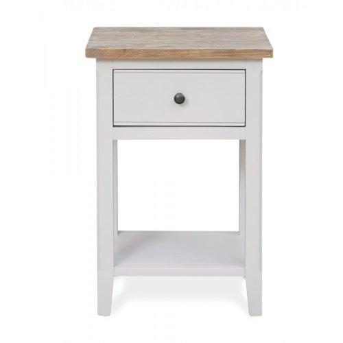 Signature Grey Furniture Lamp Table