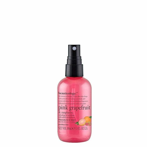Beauticology Fragrance Women's Body Mist Pink Grapefruit & Raspberry, 100ml Womens Body Spray