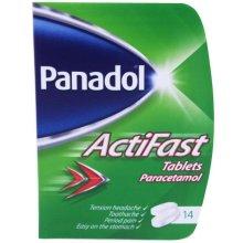 Panadol Actifast Paracetamol Tablets 14