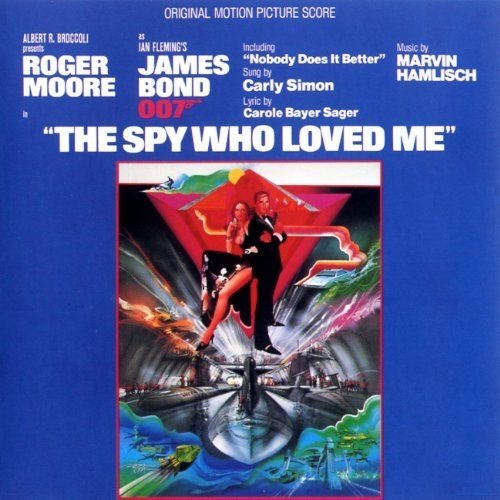 Original Soundtrack - the Spy Who Loved Me [CD]