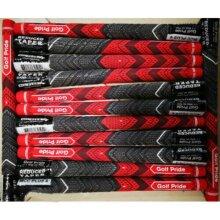 Golf Pride Grip Multicompound red midsize Golf  Anti Slip Grip 13 pcs