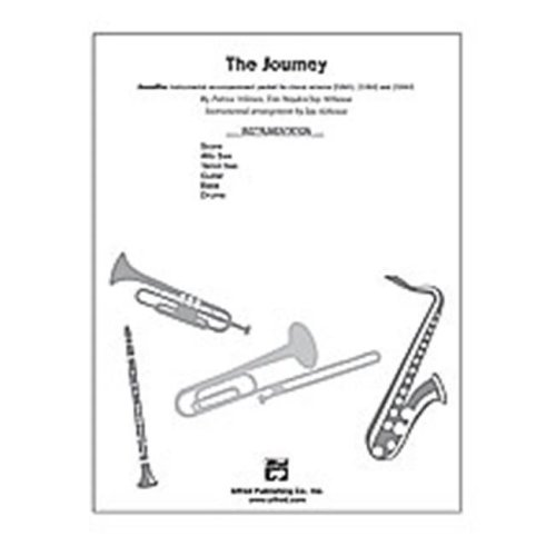Alfred 00-23023 JOURNEY, THE-SPX SET4D