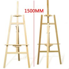 Wooden Artist Art Tripod Folding Portables Sketch Drawing Display