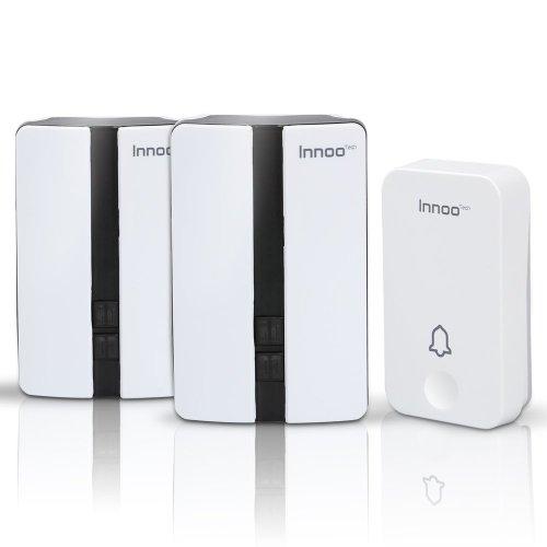 Innoo Tech Wireless Doorbell   Weatherproof Door Chime