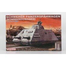 Dragon Tank Schwerer Panzerspahwagen Military 1945 - 1:35