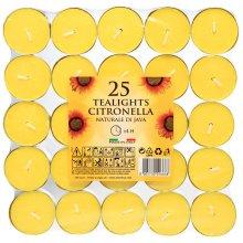 Citronella Tealight x25