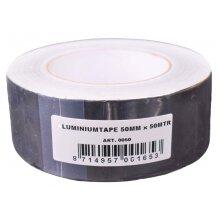 aluminium tape self-adhesive 50 mm x 50 m aluminium silver paint