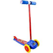 PAW PATROL Kid's Three Wheel Flex Scooter, Blue/Red