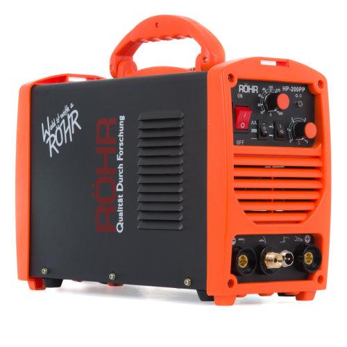 Rohr HP-200PP - TIG ARC Welder  Inverter MMA 240V 200 amp DC Portable Welding Machine