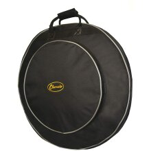 """Padded Cymbal Gig Bag Takes 22"""" and 24"""" Cymbals with compartments"""
