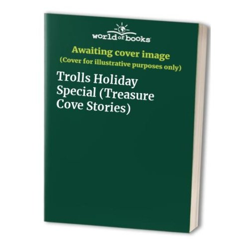 Trolls Holiday Special (Treasure Cove Stories)