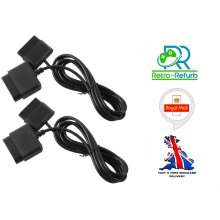 PS2 Playstation Controller Pad Joypad Extension Cables 1.8M