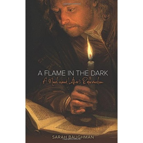 A Flame in the Dark: A Novel about Luther's Reformation