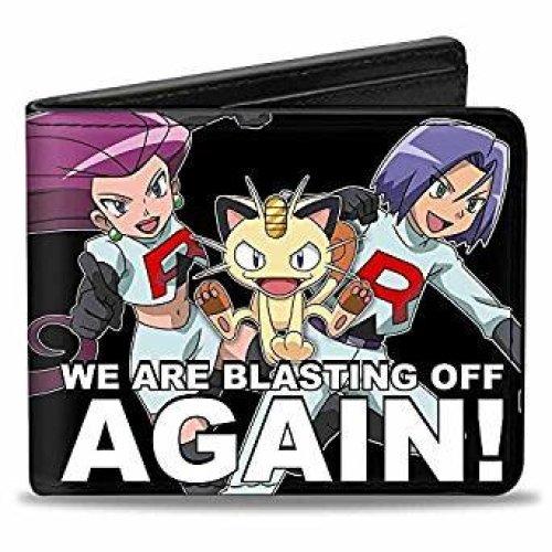 Wallet - Pokemon - V.73 Bi-Fold Toys New Licensed puw-pkcq