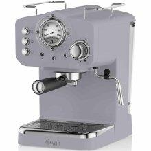 Swan SK22110 Retro Pump Espresso Coffee Machine