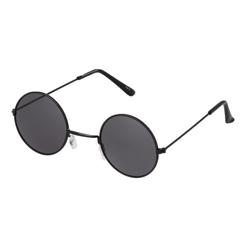 Small Silver Mirrored John Lennon Style Round Adults Sunglasses Mens Womens UK