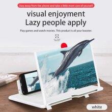 3D Screen Magnifier Smart Phone Bracket Holder