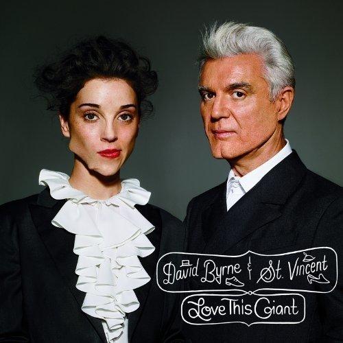 David Byrne/ St Vincent - Love This Giant [CD]