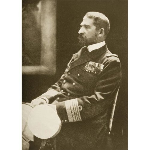 H.R.H. King Ferdinand of Roumania 1865-1927 From A Photograph by Mandy Poster Print, 12 x 17