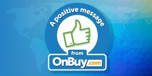 A Positive Message From OnBuy