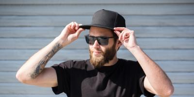Fashionable Men's Baseball Caps For 2021