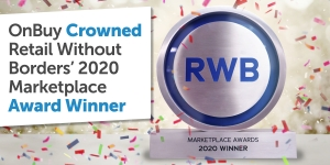 OnBuy Crowned Retail Without Borders' 2020 Marketplace Award Winner