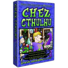 Steve Jackson Games Chez Cthulhu Board Game