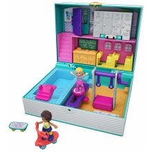 Polly Pocket World Schoolbook Compact