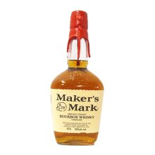 Maker's Mark Kentucky Straight Bourbon Whiskey 70cl
