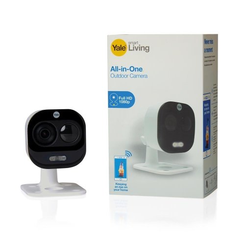 Yale All-in-One HD Security Camera