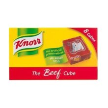 Knorr Stock Cubes Beef 8'S (12 x 8)