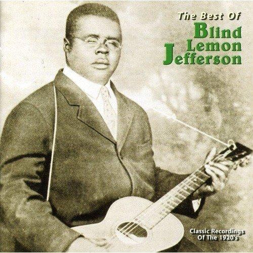 Blind Lemon Jefferson - the Best of Blind Lemon Jefferson [CD]
