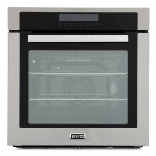 Stoves SEB602MFC Single Built In Electric Oven, Stainless Steel - Used