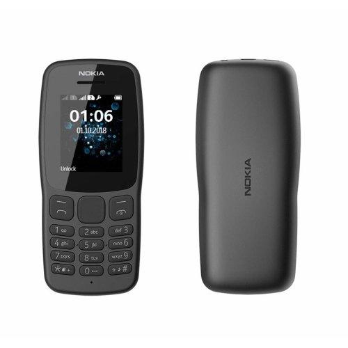 Nokia 106 (2018) Dual Sim   4MB     4MB RAM