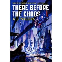 There Before the Chaos | Paperback - Used