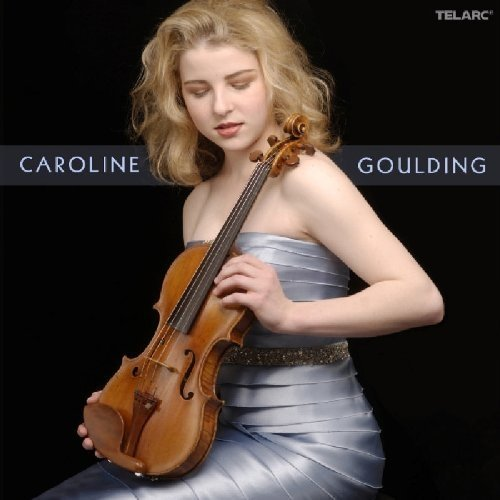 Ritz Kreisler - Caroline Goulding [CD]