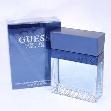 Guess Seductive Homme Blue Cologne Perfume EDT Spray 3.4 oz for Men