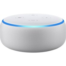 Amazon All-new Echo Dot (3rd Gen) Smart speaker with Alexa Sandstone Fabric