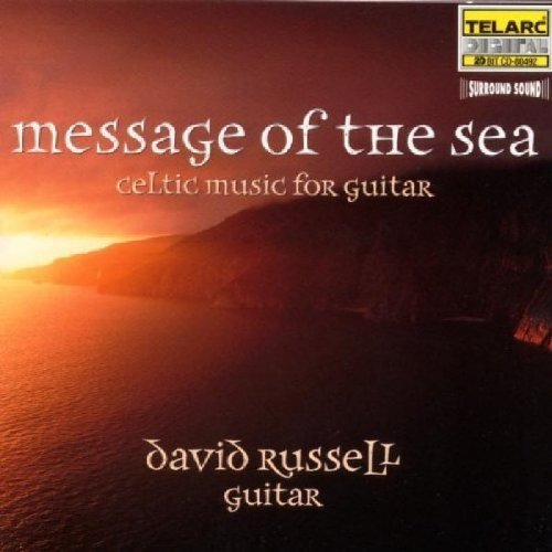 Russell David - Message of the Sea [CD]